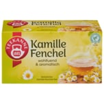 Teekanne Sanfter Kamille-Fenchel 40g, 20 Beutel