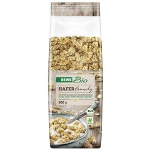 REWE Bio Müsli Hafer Crunchy 500g