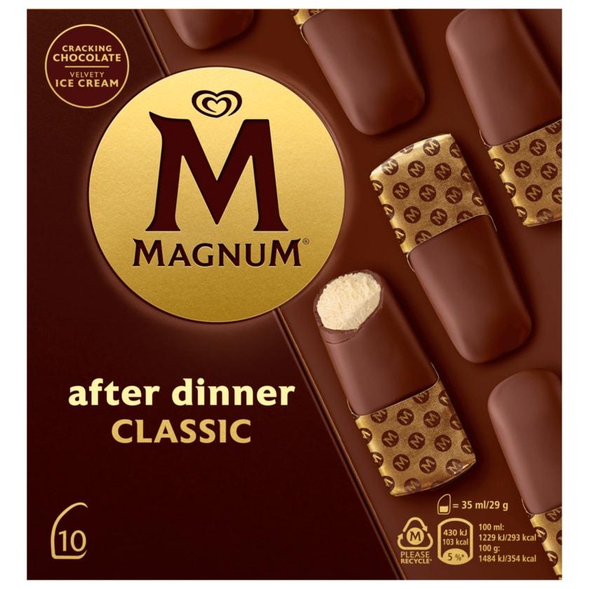 Magnum After Dinner Familienpackung Eis 10x35ml