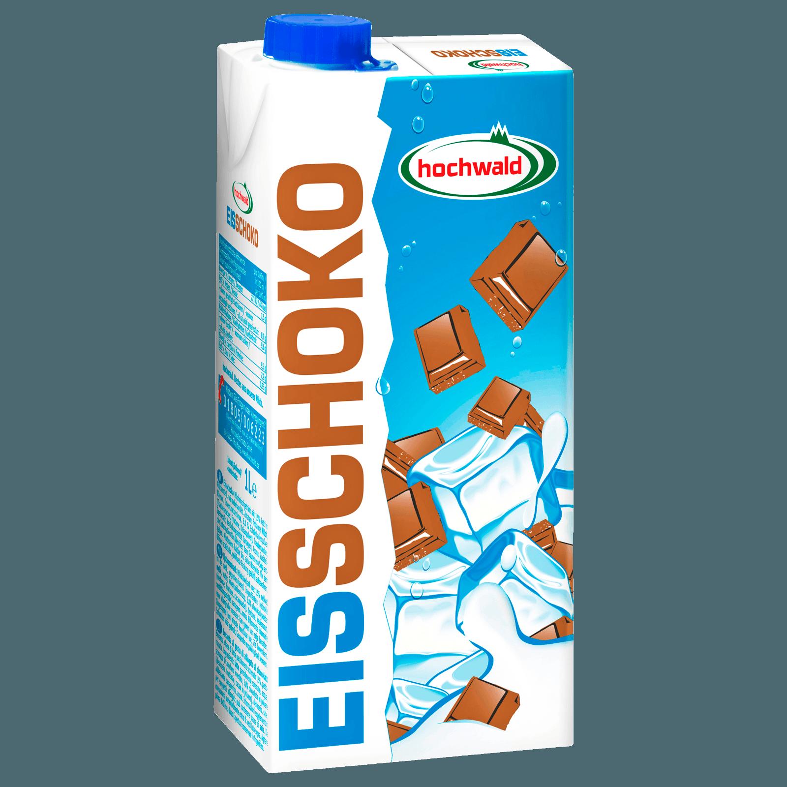 Hochwald Eisschokodrink 1,5% 1l