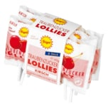 Frigeo Traubenzucker-Lolly Kirsch 8x7,5g
