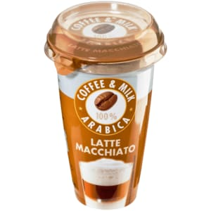 Coffee & Milk Latte Macchiato 4,8% 250ml