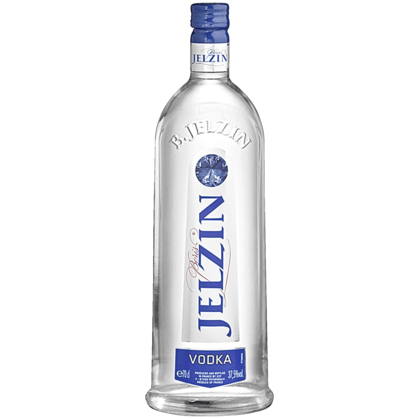 Boris Jelzin Vodka 0,7l