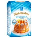Mehlzauber Weizenmehl Type 405 1kg