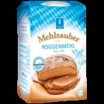 Mehlzauber Roggenmehl Type 1150 1kg