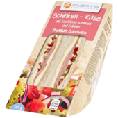 Fabry's Sandwich Schinken-Käse 185g