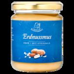 Eisblümerl Erdnussmus grob mit Salz 250g