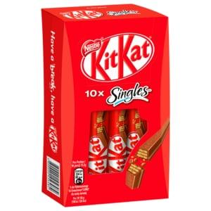 Nestlé KitKat Singles Multipack 10x15g