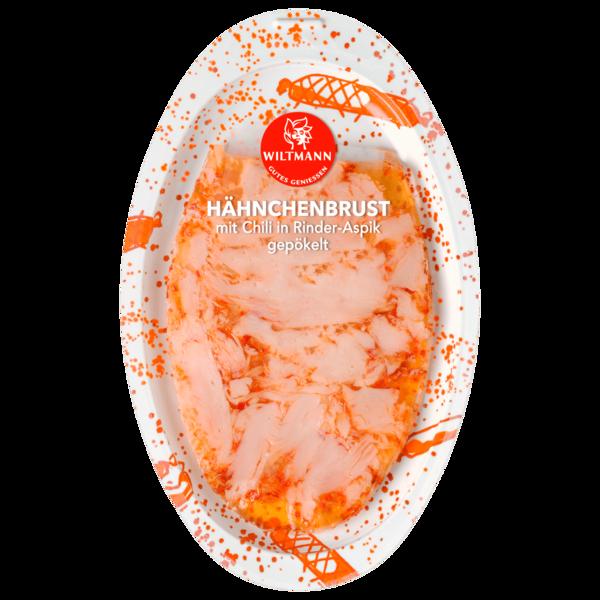 Wiltmann Hähnchenbrustfilet mit Chili süß-sauer 50g
