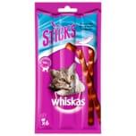 Whiskas Sticks Reich an Lachs 6 Stück