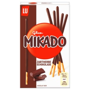 Mikado Zartherbe Schokolade 75g