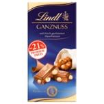 Lindt Schokolade Ganznuss 100g