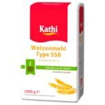 Kathi Weizenmehl Type 550 1kg