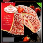 Conditorei Coppenrath & Wiese Torten-Träume Erdbeer-Bourbon-Vanille Torte Gateau 650 g