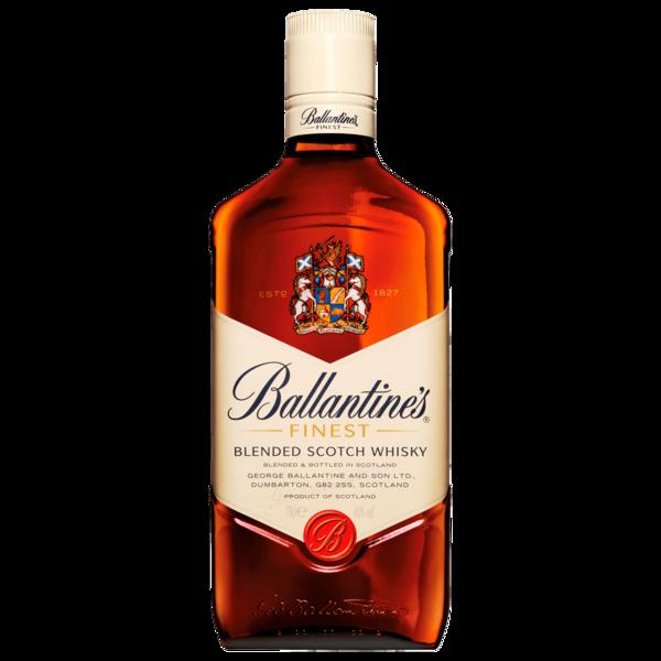 Ballantines Finest Scotch Whisky 40% WP