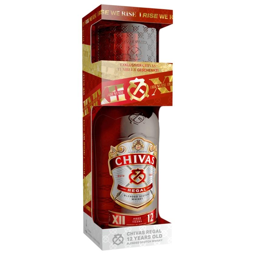 Chivas Regal Blended Scotch Whisky 0,7l