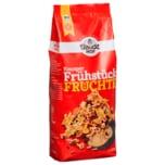 Bauckhof Bio Knusper Frühstück Früchte 325g