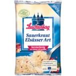 Leuchtenberg Sauerkraut mit Räucherspeck 500g