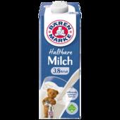 Bärenmarke Die haltbare Alpenmilch 3,8% 1l