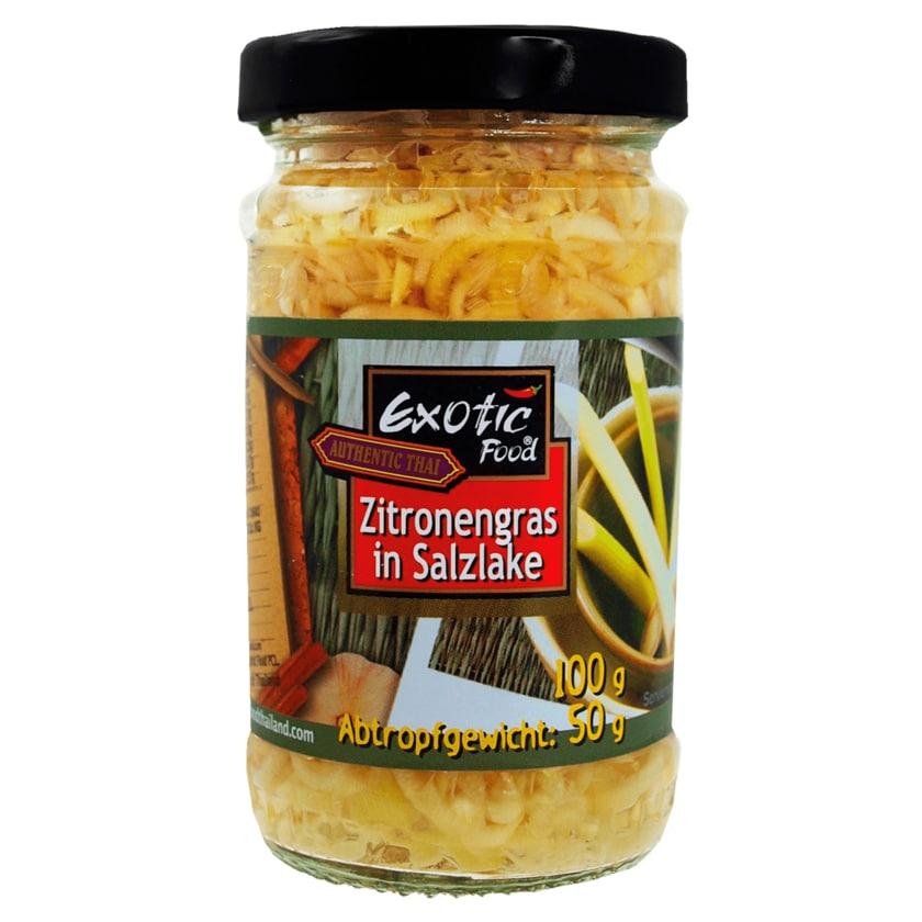 Exotic Food Zitronengras in Lake 50g
