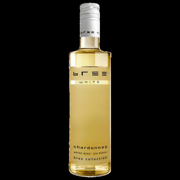 Bree White Weißwein Chardonnay halbtrocken IGP 0,25l