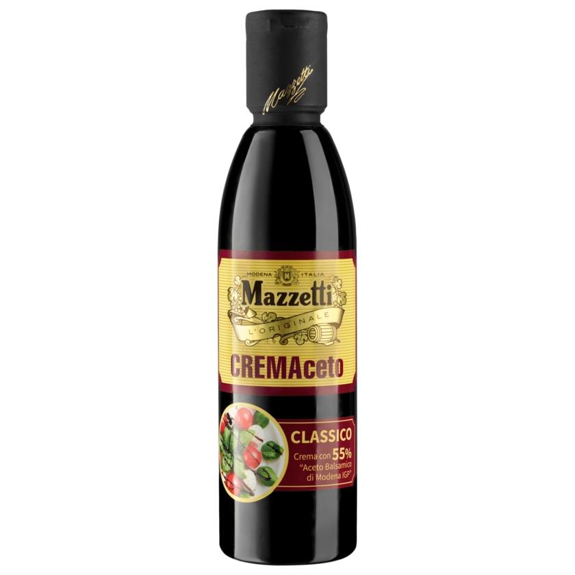 Mazzetti Cremaceto 250ml