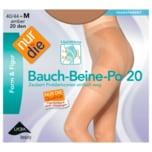 Nur die Bauch-Beine-Po 20 Strumpfhose amber 40-44