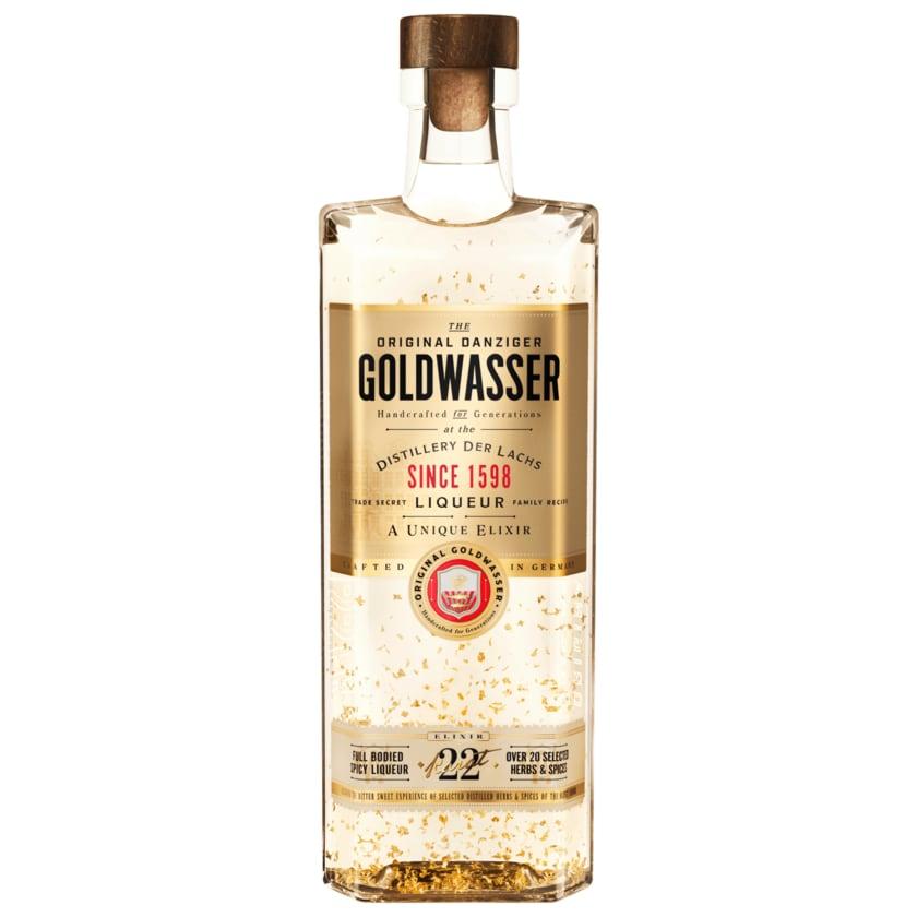 Der Lachs Original Danziger Goldwasser 0,7l