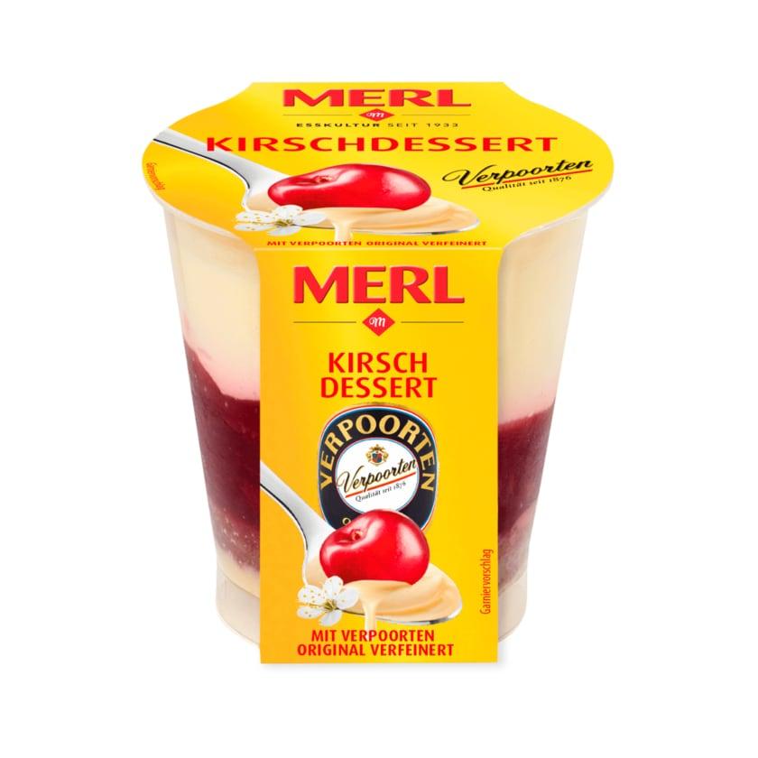 Merl Verpoorten Kirsch Dessert 160g