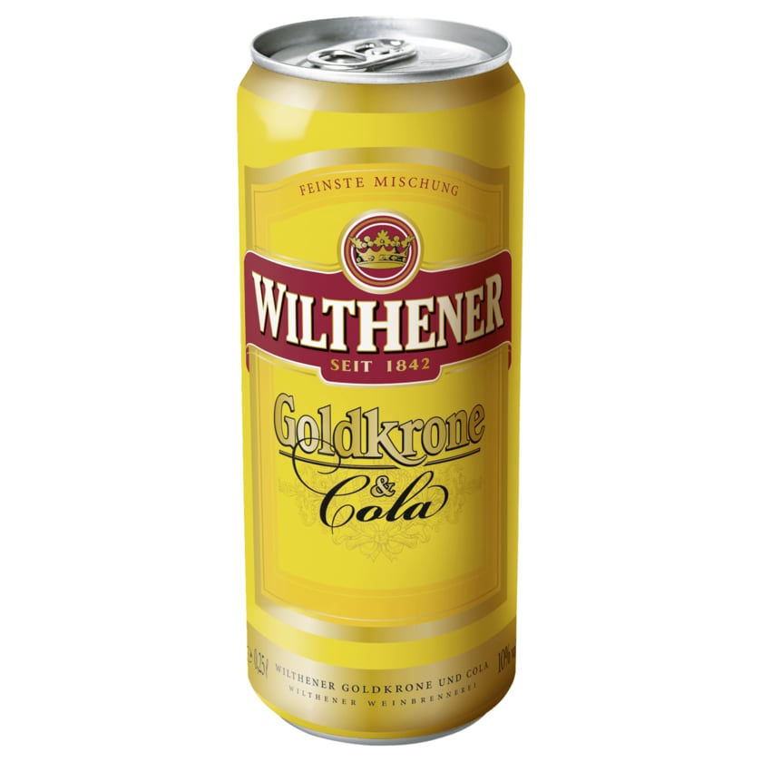 Wilthener Goldkrone-Cola 0,25l