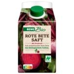 REWE Bio Rote-Bete-Saft 0,5l