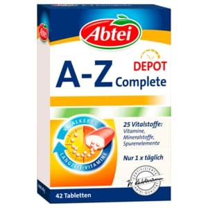 Abtei A-Z Complete + Ginkgo 42 Stück