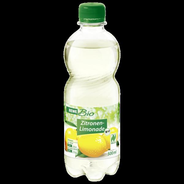 REWE Bio Zitronenlimonade 0,5l