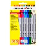 Eberhard Faber Doppelfasermaler 10 Stück