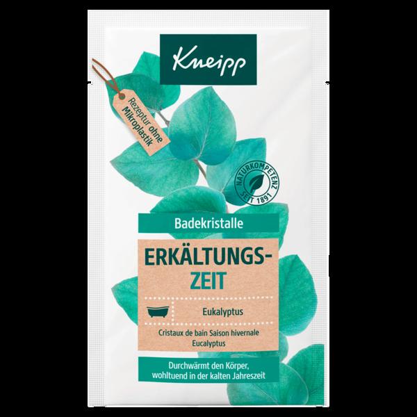 Kneipp Badekosmetikum Erkältung Eukalyptus 60g