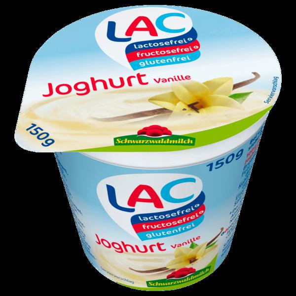 Schwarzwaldmilch Lactose Joghurt-Vanille 150g
