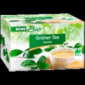 REWE Bio Grüner Tee Jasmin 30g, 20 Beutel