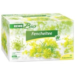 REWE Bio Fencheltee 30g, 20 Beutel