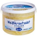 Reuter Weißkrautsalat in Essig und Öl 500g