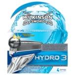 Wilkinson Sword Klingen Hydro3 4 Stück