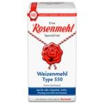 Rosenmehl Type 550 1kg