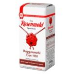 Rosenmehl Roggenmehl Type 1150 1kg