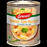 Erasco Neue Welten Schweizer Käse-Maccaroni 800g