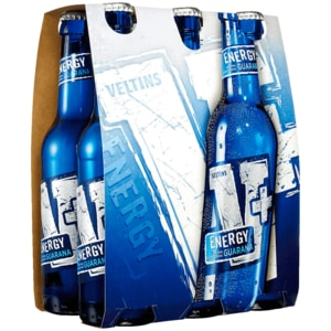 Veltins V+ Energy 6x0,33l