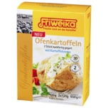 Friweika Ofenkartoffeln mit Kartoffelcreme 650g