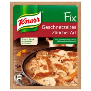 Knorr Fix Geschnetzeltes Züricher Art 41g