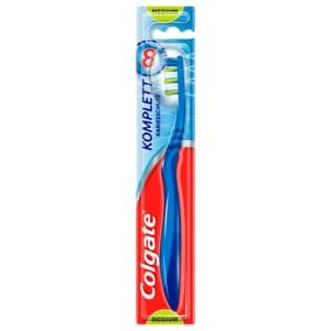 Colgate Komplett Zahnbürste Kariesschutz Medium