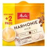 Melitta Café Harmonie Mild 16+2er