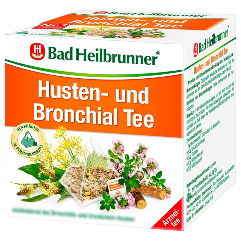 Bad Heilbronner Husten- und Bronchialtee 15 Beutel