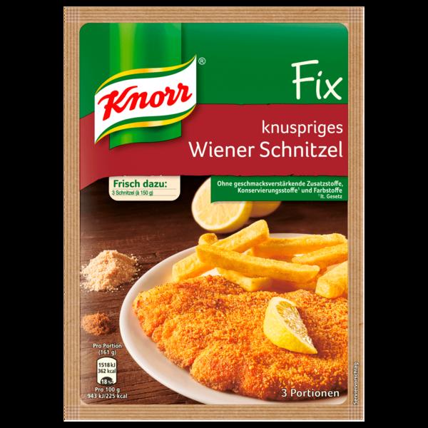 Knorr Fix Knuspriges Wiener Schnitzel 100g